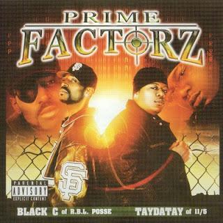Black C & TayDaTay - Prime Factorz (2002) Flac
