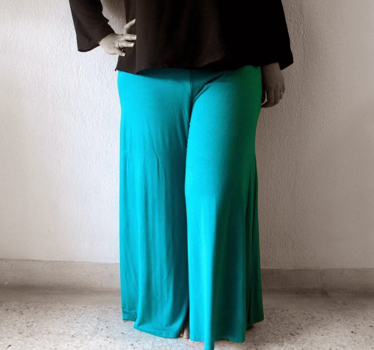 Pre-Order: Flare Palazzo Pants  RM45 only