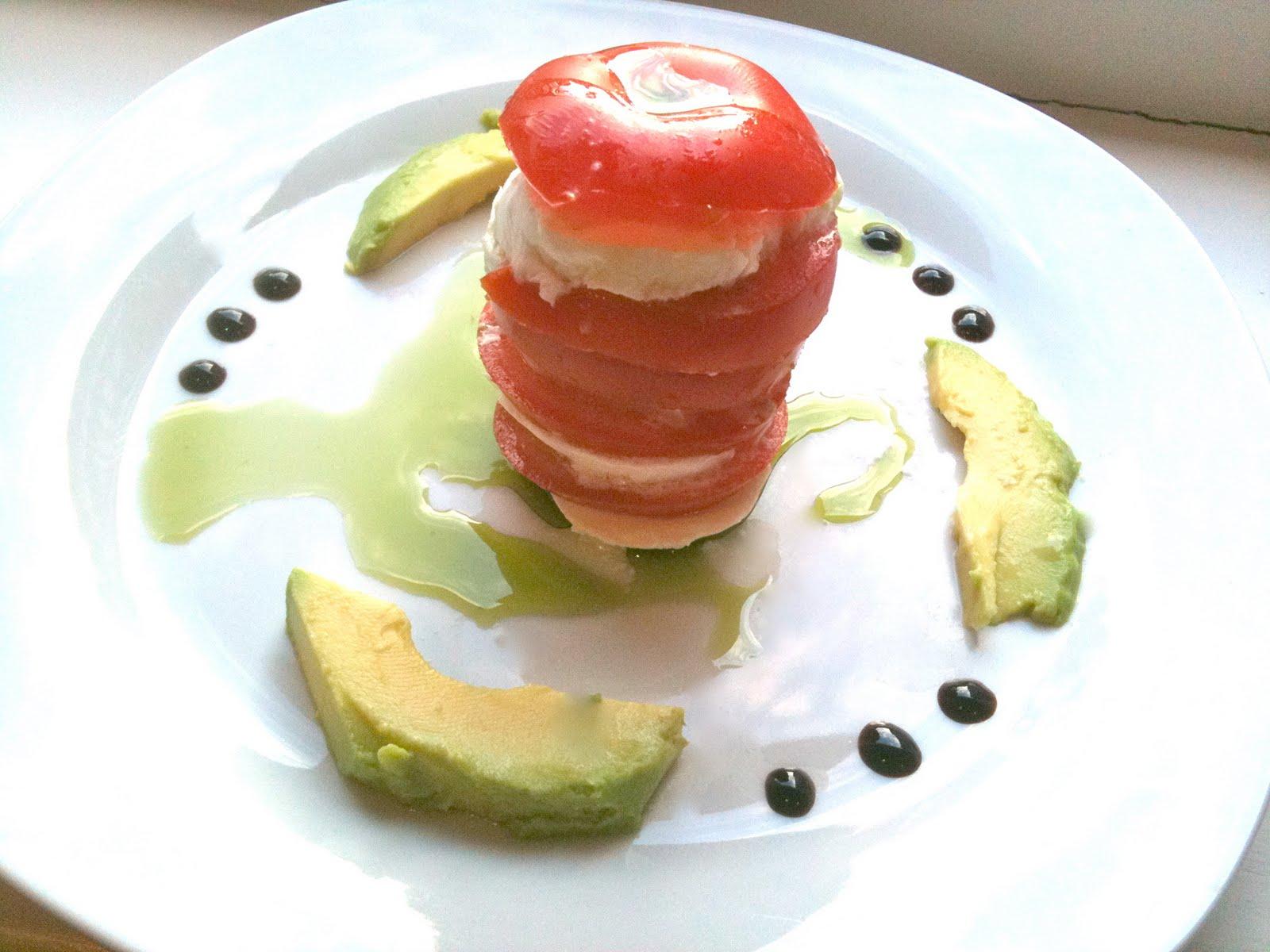 mille feuilles de tomates mozzarella cuisine entre copines