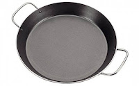 Travel around Spain - Paella pan