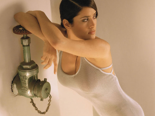 Photoshoot of Salma Hayek