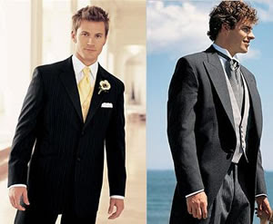 Modelos de ternos para casamento