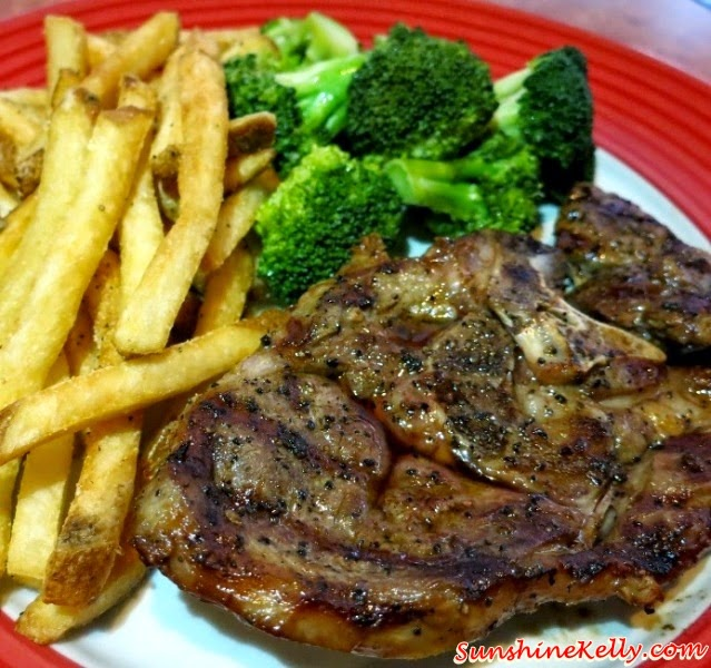 Grilled Lamb, Some Things Never Change, TGI Friday's, American Restaurant, American Food