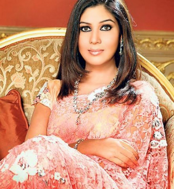 Beautiful Sakshi Tanwar HD Wallpaper