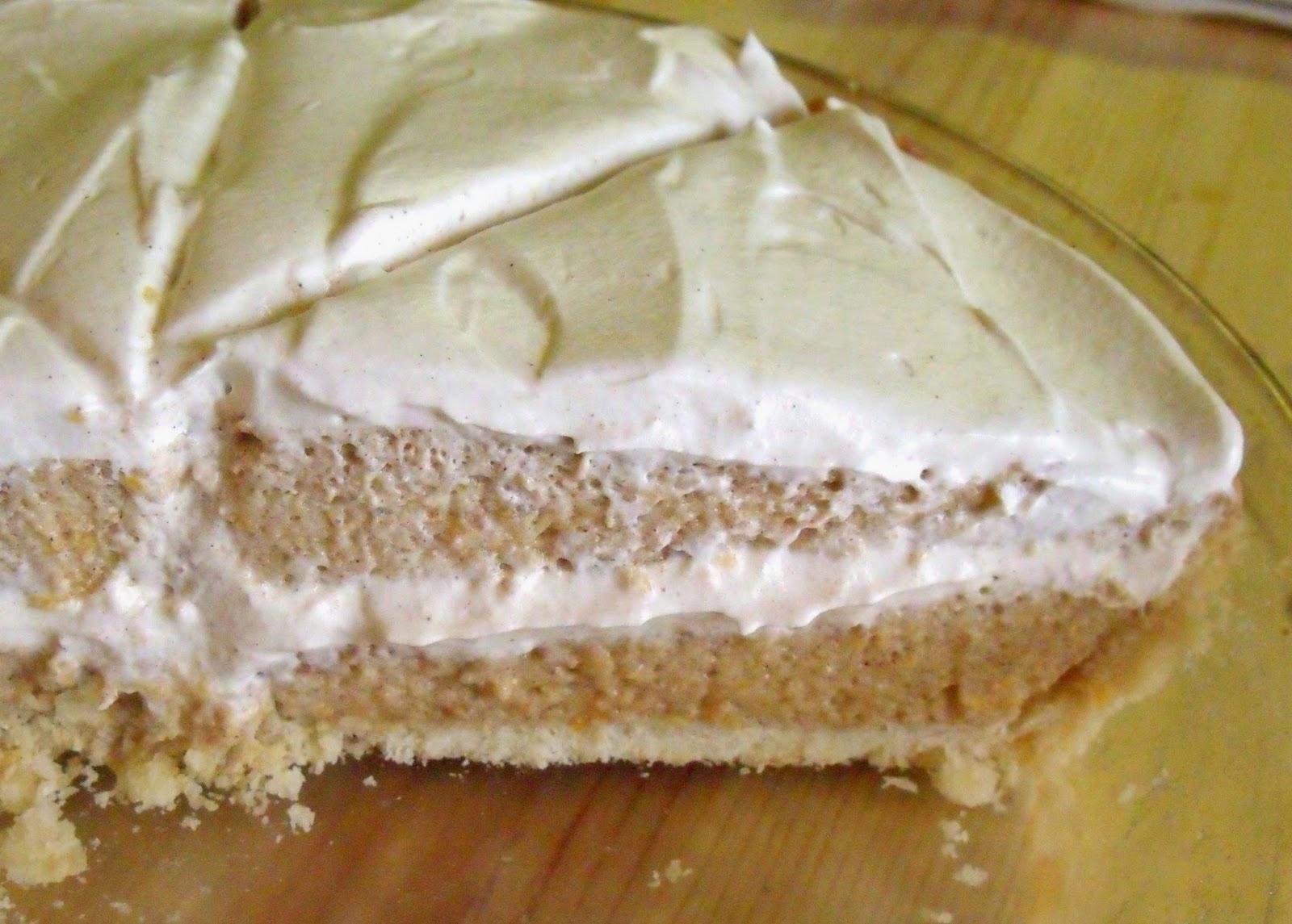 Fun Foods On a Budget!: Layered Pumpkin Chiffon Pie