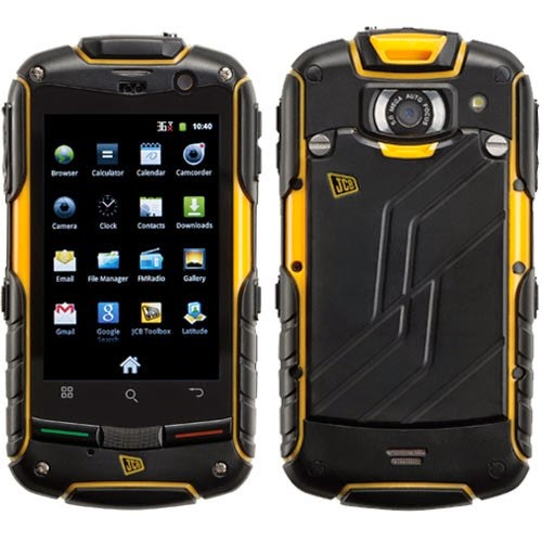 HP Untuk Petualang - JCB Toughphone Pro-Smart TP909
