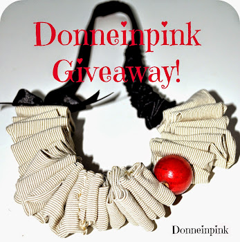 Donneinpink Giveaway!