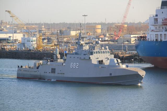 Ambassador III class PCFG