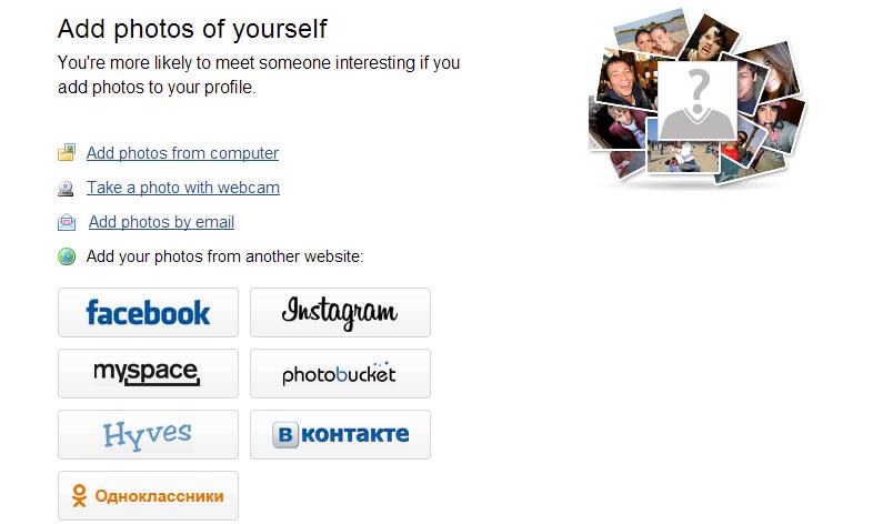 Social dating sites like badoo
