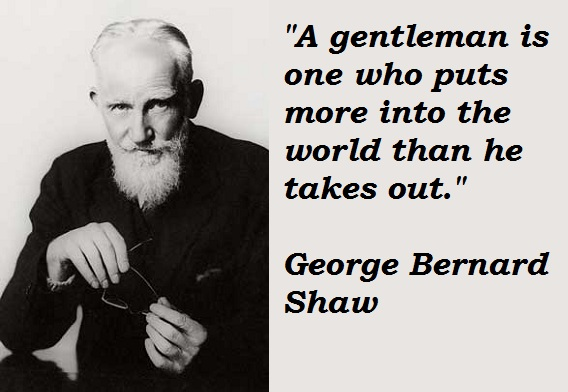 mind and george bernard shaw George bernard shaw quotes george bernard shaw one man that has a mind and knows it can always beat ten men who haven't and don't george bernard shaw.