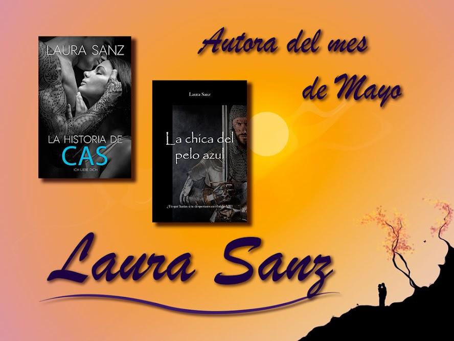 Autora del mes: Laura Sanz
