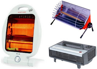 Amazon : Buy Rooms heaters 49% Off, starting at Rs.798 – BuyToEarn