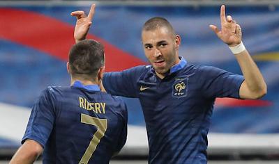 Benzema y Ribéry serán juzgados por prostitución de menores