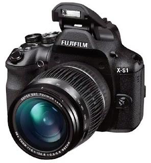 Harga dan Spesifikasi Kamera Fujifilm X-S1 - 12 MP