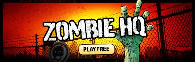 Zombie HQ: l'epidemia Zombie sul vostro iPhone/iPad