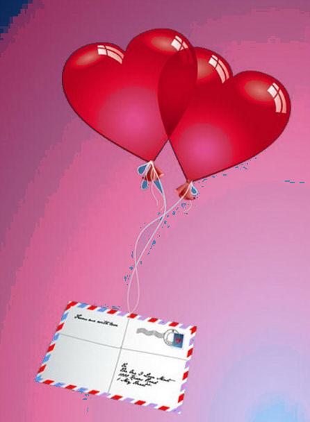 Bilder-Bibliothek: Liebesherzen Nr. 4 - Herzbilder, Herzen