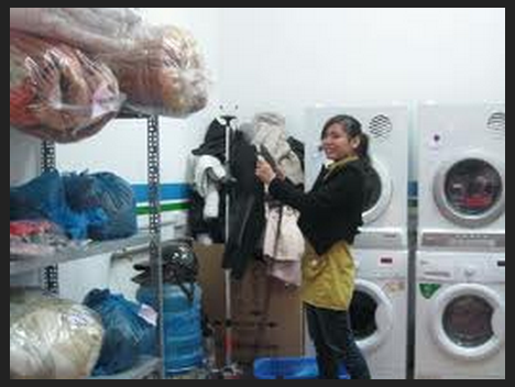 Tuyển Lao Động Xuất Khẩu Nhật Bản -Thực tập sinh Nhật bản Làm giặt là