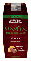 mayesa healthy chocolate organic drink