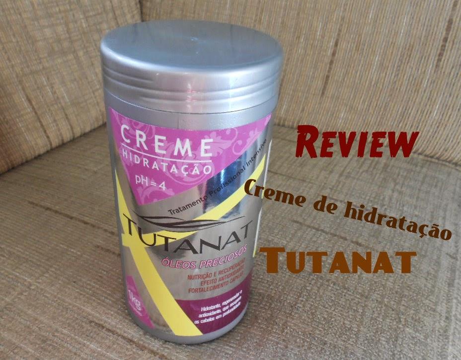 Review: Creme de hidratação óleos preciosos de 1kg da Tutanat