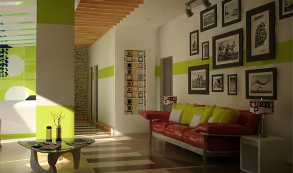 tips memilih lukisan untuk dekorasi dinding rumah