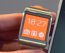 Samsung Galaxy Gear - smart image png