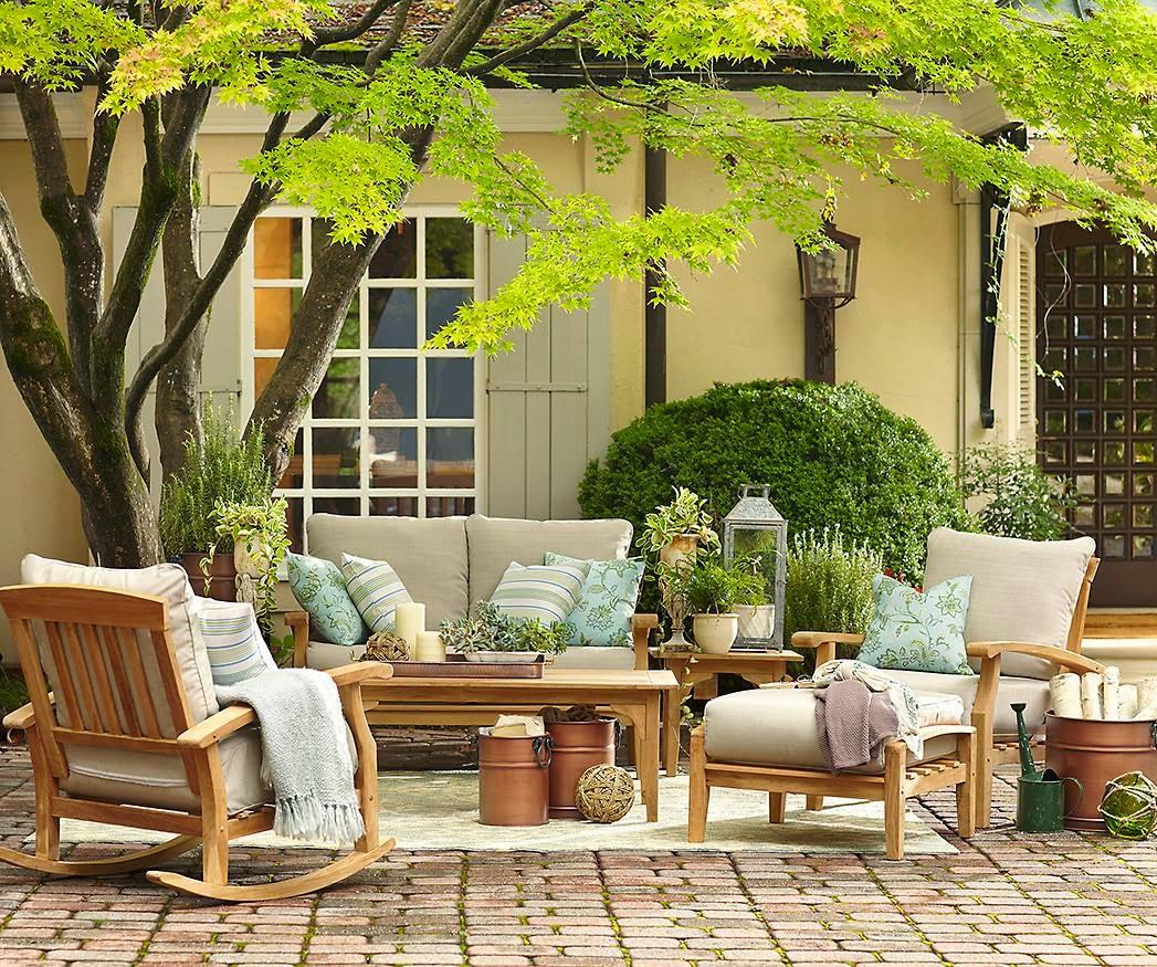 Mgc dise o de interiores terrazas con encanto para la - Terrazas pequenas con encanto ...