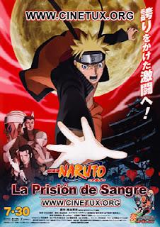 Poster de Naruto Shippuden Prisión de Sangre