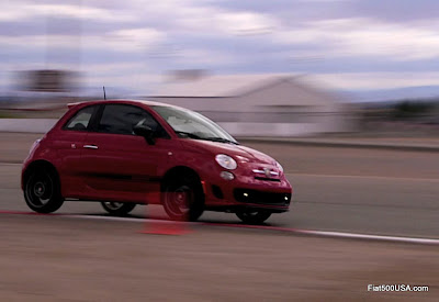 Fiat 500 Abarth Racing