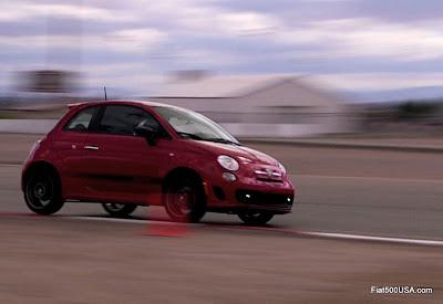 Fiat 500 Abarth Racing