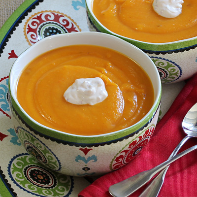 Have Recipes-Will Cook: Butternut Squash Soup with ...