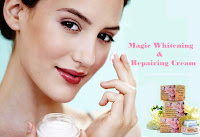 MAGIC WHITENING n REPAIRING CREAM