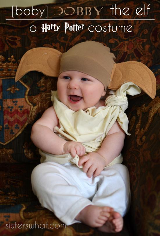 Dobby the house elf costume