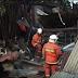 MKL Crimedesk | Kebakaran Bengkel Mengecat Kenderaan Dan Kedai Membaiki ...