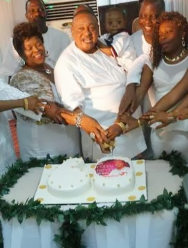 prince jide kosoko birthday party