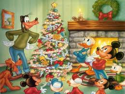 disney christmas wallpaper desktop