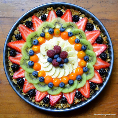 Breakfast Tart