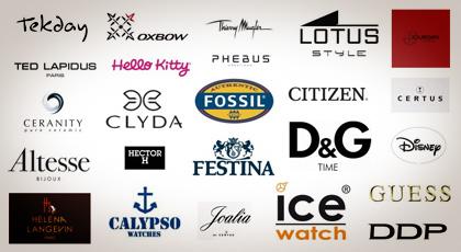 blog actu 39 or l 39 univers montres et bijoux actuor liste des marques montres. Black Bedroom Furniture Sets. Home Design Ideas