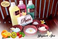 spa yoghurt
