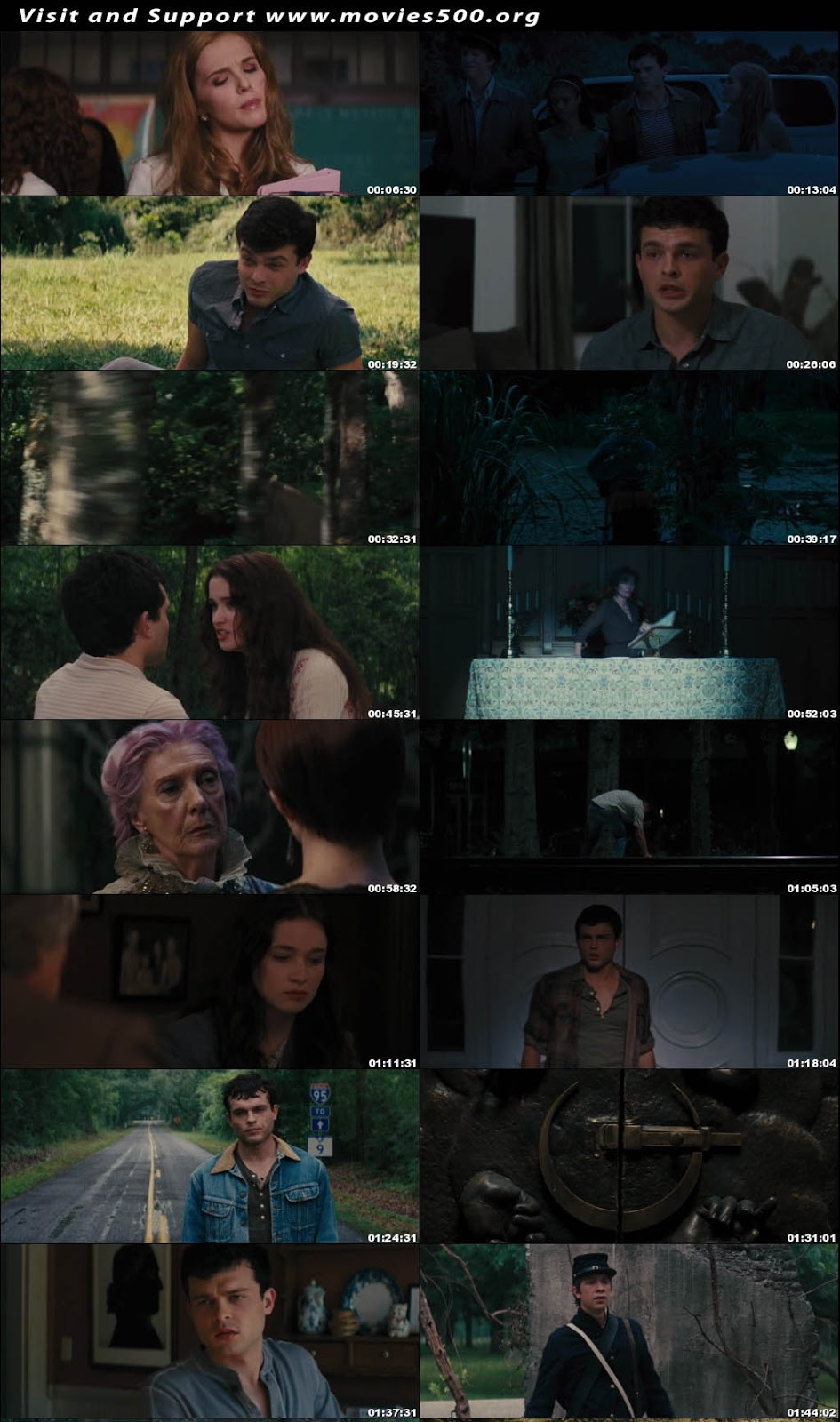 Beautiful Creatures 2013 Full Mobile for Mobile Downlaod HEVC at xcharge.net