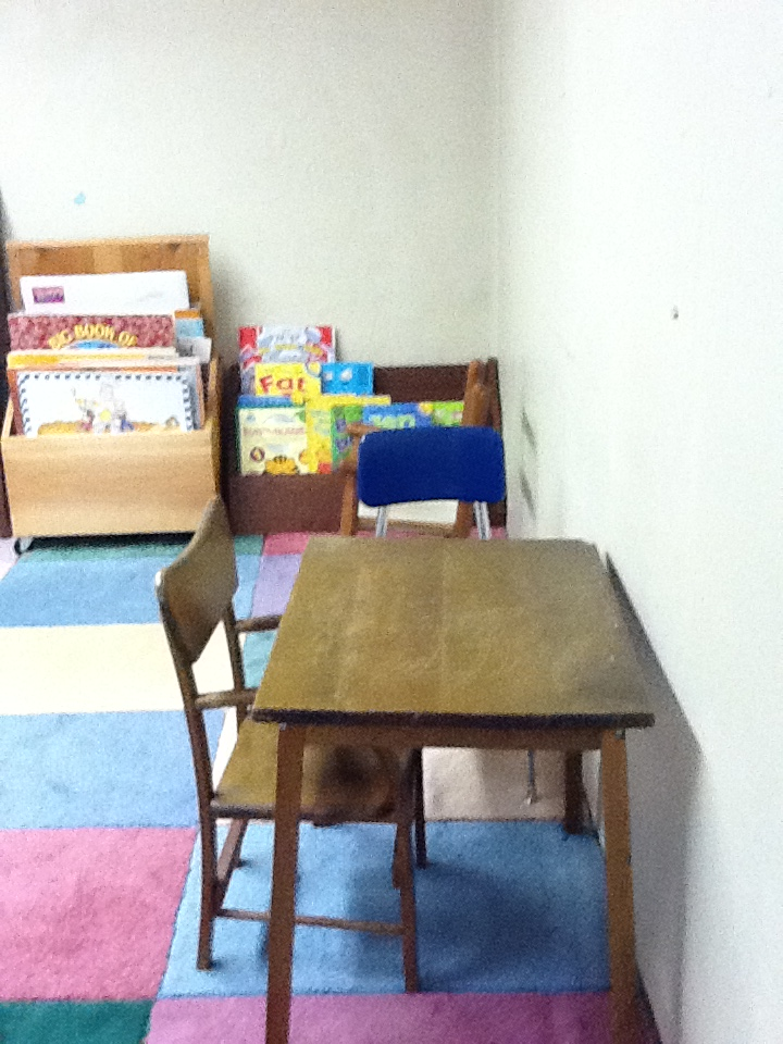 A Mom A Teacher And A Blog Reading Loft Before And After