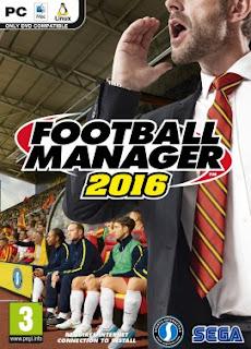 تحميل لعبة كرة قدم Football Manager 2016