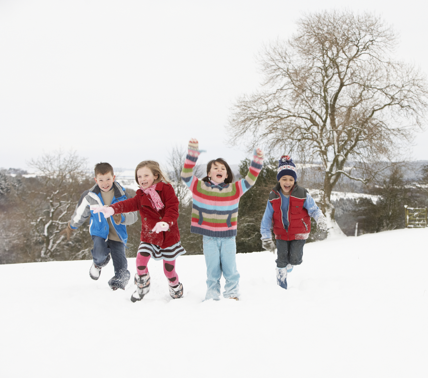 Winter and holiday active play ideas