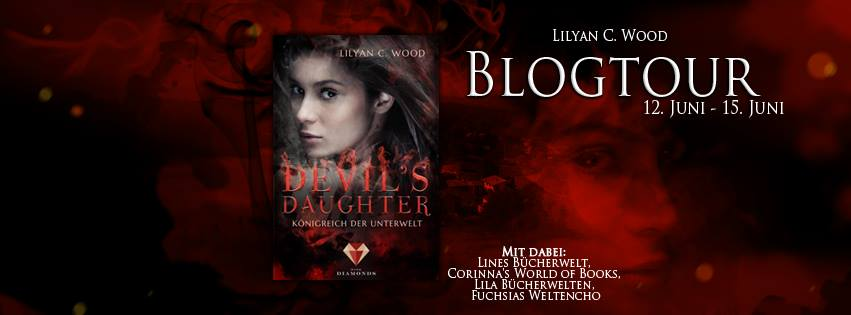 Devil's Daughter Blogtour