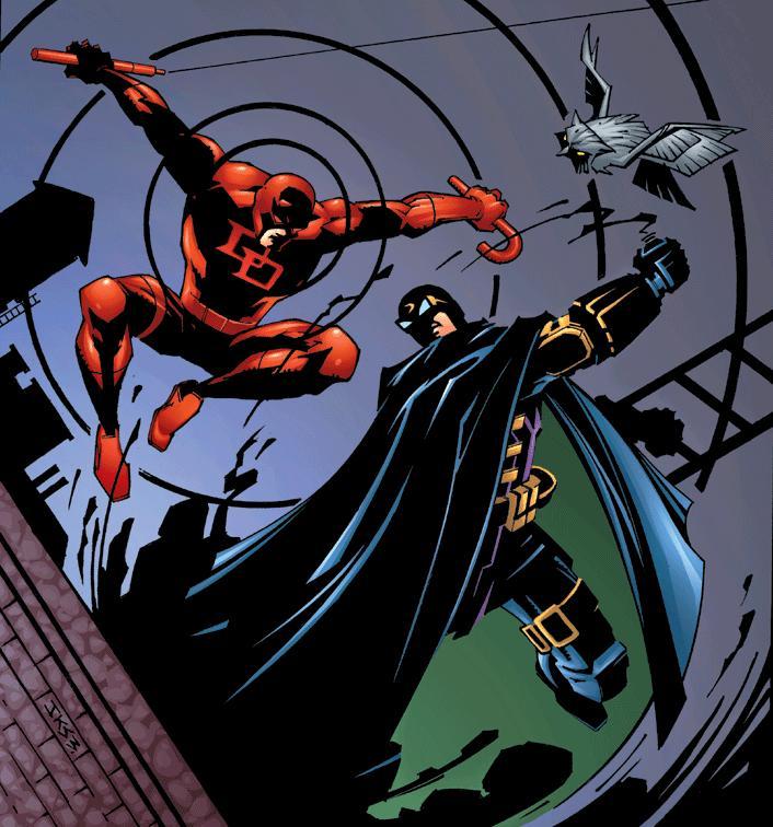 Daredevil most compelling character daredevil overall winner daredevil