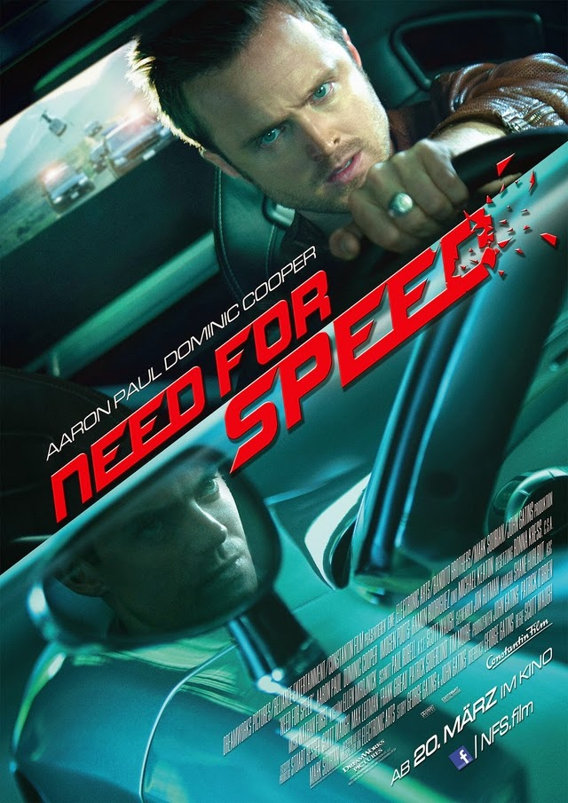 Need For Speed: Watch Movie online now, upcoming Movie
