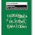 """Declaració """"Per una altra política educativa"""" (Foro Sevilla)"""