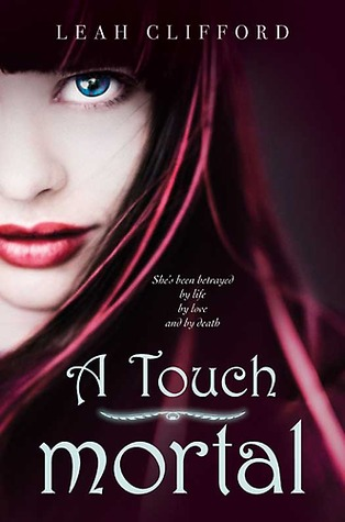 A Touch Mortal book cover