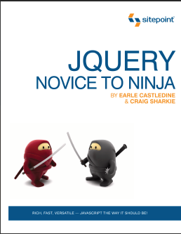 jQuery Novice to Ninja Free Download PDF Book