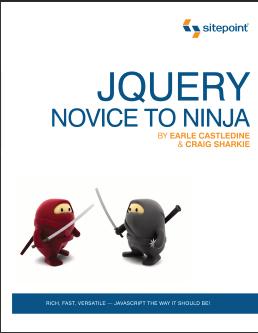 jQuery Novice to Ninja Free Download PDF Book