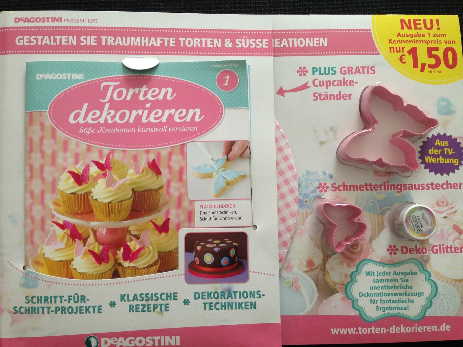 Torten Dekorieren Zeitschrift schleifenwelt zeitschrift torten dekorieren